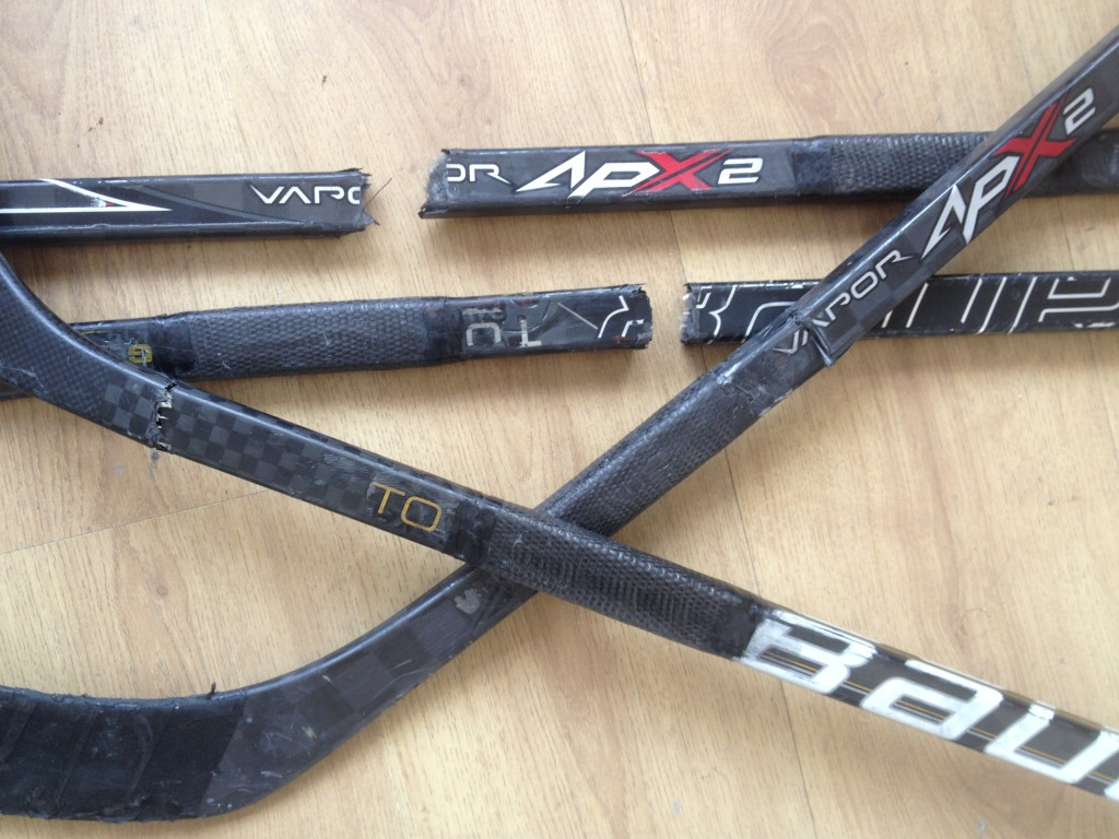 Ремонт клюшки для хоккея своими руками 36